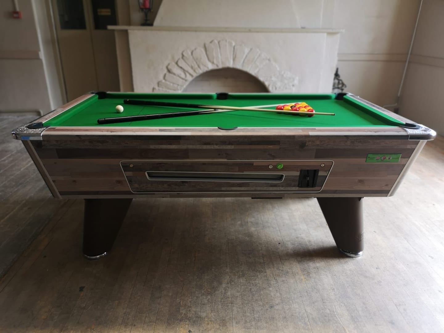 Fancy a Game of Pool ?